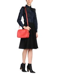 Giorgio Armani - Red Cross-body Bag - Lyst
