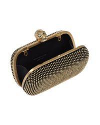 Alexander McQueen - Black Handbag - Lyst