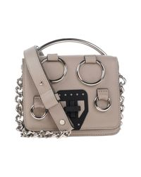 MSGM | Gray Handbag | Lyst