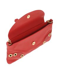 Balmain - Red Cross-body Bag - Lyst