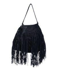 En Shalla | Blue Shoulder Bag | Lyst