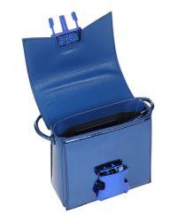 Christopher Kane | Blue Cross-body Bag | Lyst