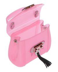 Furla - Pink Handbag - Lyst