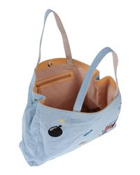 Paul & Joe - Blue Handbag - Lyst