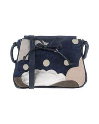 Paul & Joe - Blue Cross-body Bag - Lyst