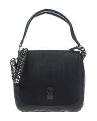 Roberto Cavalli | Black Shoulder Bag | Lyst