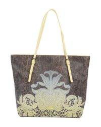 Class Roberto Cavalli | Multicolor Shoulder Bag | Lyst