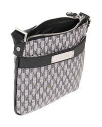Guess - Gray Cross-body Bag - Lyst
