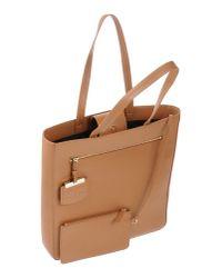 Elisabetta Franchi - Brown Handbag - Lyst
