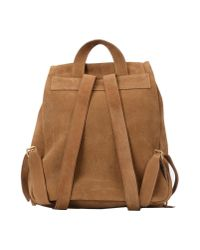 Saint Laurent - Brown Backpacks & Fanny Packs - Lyst