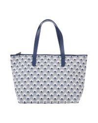 289 by SARA GIUNTI - White Handbag - Lyst