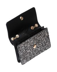 Patrizia Pepe | Black Shoulder Bag | Lyst