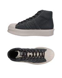Rick Owens Black High-tops & Sneakers for men