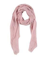 Destin - Pink Scarf - Lyst