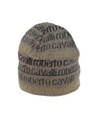 Roberto Cavalli - Natural Hat for Men - Lyst
