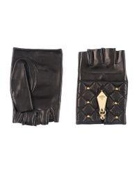 Vivienne Westwood - Black Gloves - Lyst