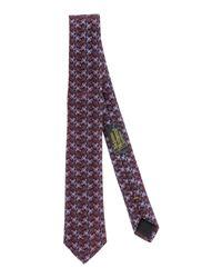 Vivienne Westwood - Purple Tie for Men - Lyst