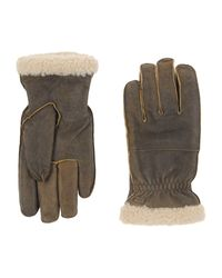 UGG | Gray Gloves for Men | Lyst