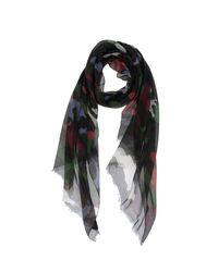 Valentino - Multicolor Oblong Scarf - Lyst