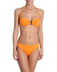 Annaclub by La Perla - Orange Bikini - Lyst