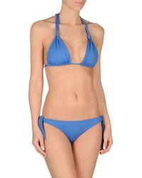 Bronzette | Blue Bikini | Lyst