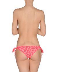 Blumarine - Pink Swim Brief - Lyst