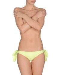 Blumarine - Green Swim Brief - Lyst
