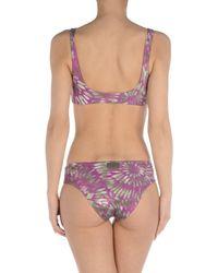 Fisico - Purple Bikini - Lyst