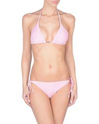 Tommy Hilfiger | Pink Bikini | Lyst