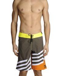 Billabong | Green Swimming Trunks for Men | Lyst