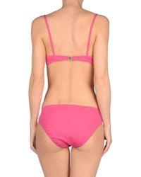 Annaclub by La Perla - Purple Bikini - Lyst