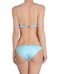 Roberto Cavalli - Blue Bikini - Lyst