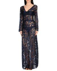 Saha - Blue Beach Dress - Lyst