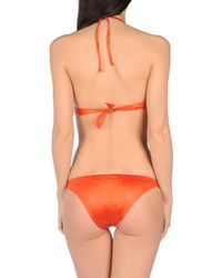 Blugirl Blumarine - Orange Bikini - Lyst
