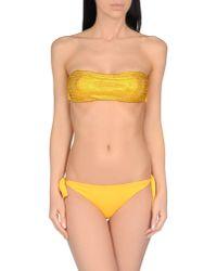 Fisico - Yellow Bikini - Lyst