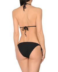 Gucci - Black Bikini - Lyst