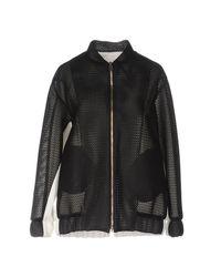 Guttha Black Jacket