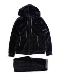 Emporio Armani   Black Sleepwear   Lyst