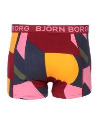 Björn Borg - Multicolor Boxer for Men - Lyst