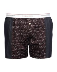 DSquared² - Brown Boxer for Men - Lyst