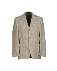 Daks - Gray Blazer for Men - Lyst