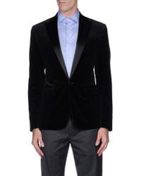 DSquared² - Black Blazer for Men - Lyst