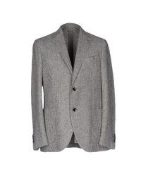 Lardini | Gray Blazer for Men | Lyst