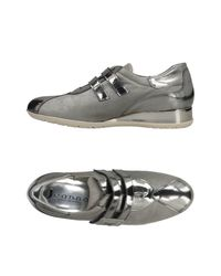 Jeannot - Metallic Low-tops & Sneakers - Lyst