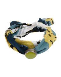 Marni - Yellow Bracelets - Lyst