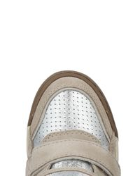 Ash - Natural High-tops & Sneakers - Lyst