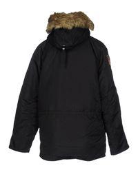 Denim & Supply Ralph Lauren - Black Down Jacket for Men - Lyst