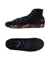Springa | Black High-tops & Sneakers | Lyst