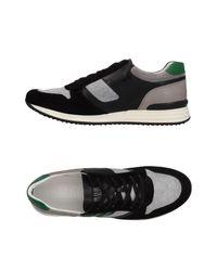 Hogan Rebel - Black Low-tops & Sneakers for Men - Lyst