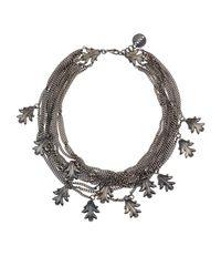 Orska | Metallic Necklace | Lyst